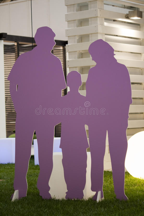 family2 στοκ εικόνες
