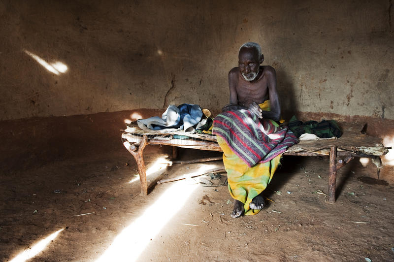 Download Famine Editorial Photo - Image: 12832536