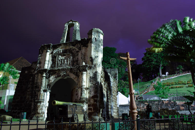 Download A' Famosa Fort Stock Photography - Image: 16432042