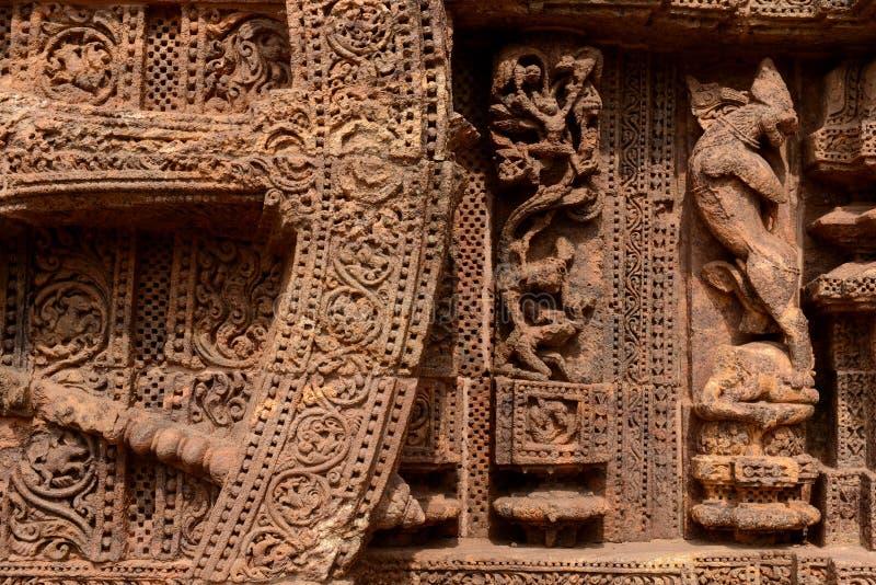 Famoso rode dentro a Índia imagens de stock royalty free