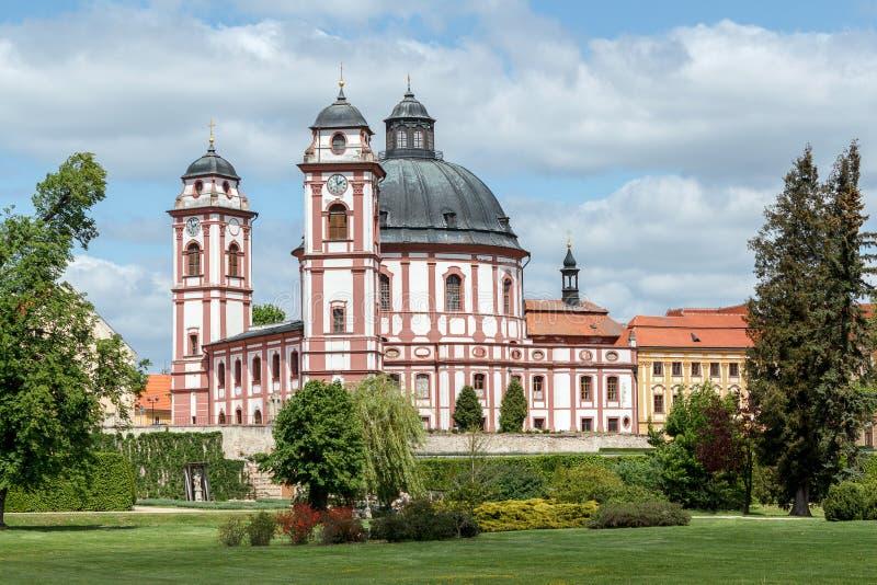 Download Famous Baroque Chateau Jaromerice Nad Rokytnou Stock Image - Image: 29747773