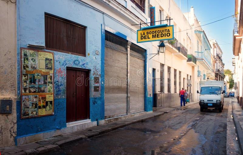 Download The Famous Bodeguita Del Medio In Havana Editorial Image - Image: 26573260