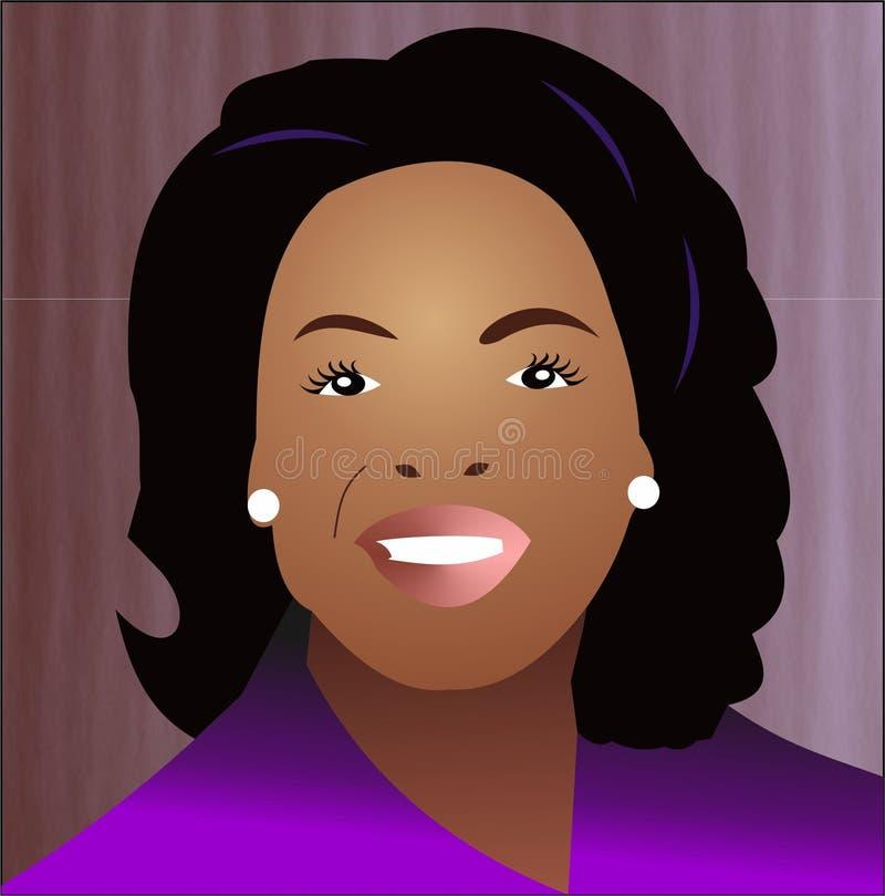 Oprah royalty free stock photography