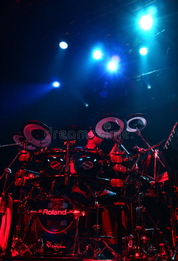 Download Drummer Artist Omar Hakim Editorial Photography - Image: 30111177