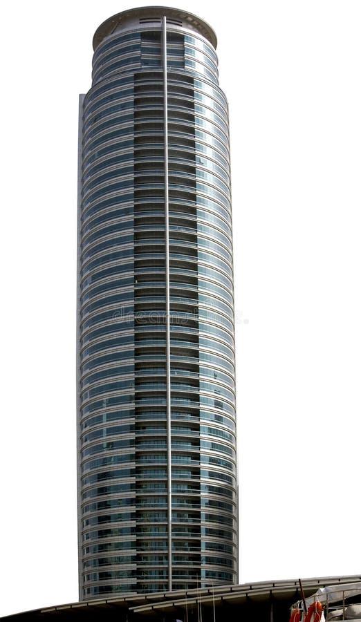 Famous Dubai Building stock images