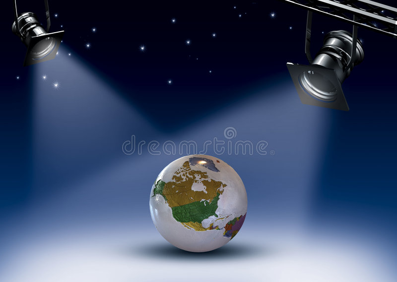 Famous Earth Stock Photography