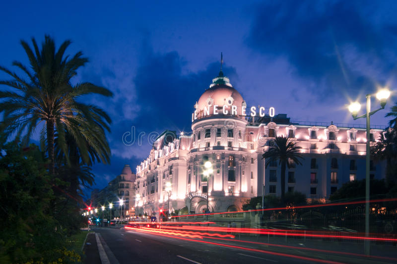 Download The Famous El Negresco Hotel In Nice, France Editorial Photo - Image: 26283831