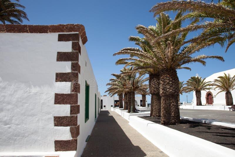 Famous Femes on the Canary Islands stock photos
