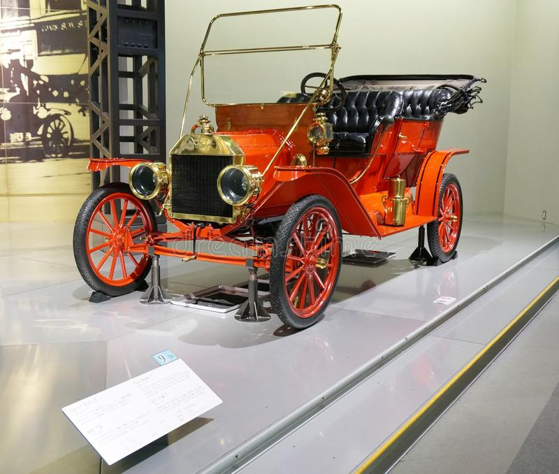 The famous Ford Model T editorial stock image. Image of assembly ...