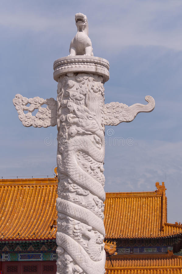 Famous Huabiao In China Stock Images