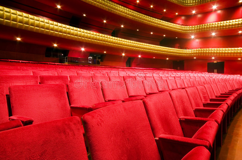 famous interior national nicaragua theater στοκ φωτογραφία με δικαίωμα ελεύθερης χρήσης