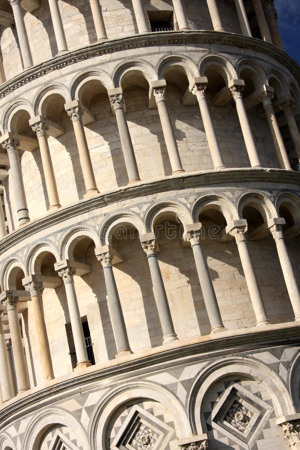 Download Famous Leaning Tower Of PISA In Italy Stock Image - Image: 16736435