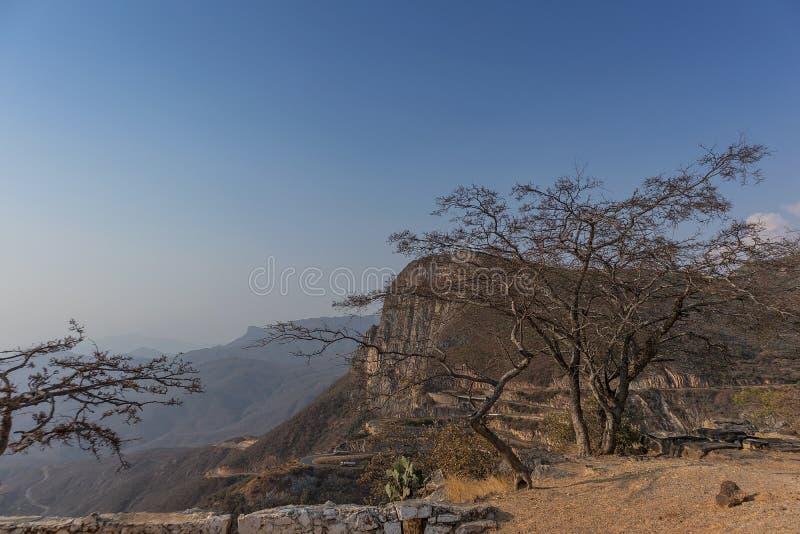 Famous mountain serra of Leba in Lubango. Angola. stock image