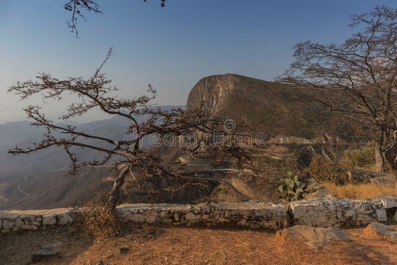 Famous mountain serra of Leba in Lubango. Angola. stock images