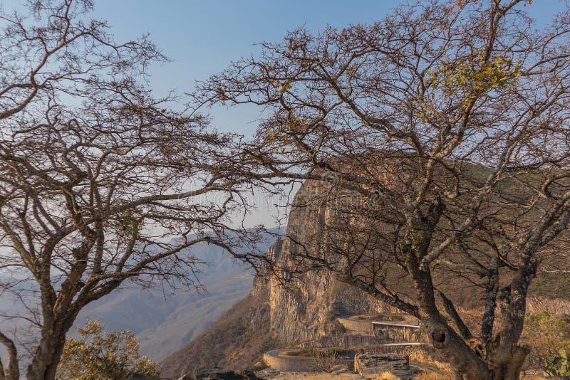 Famous mountain serra of Leba in Lubango. Angola. stock photography