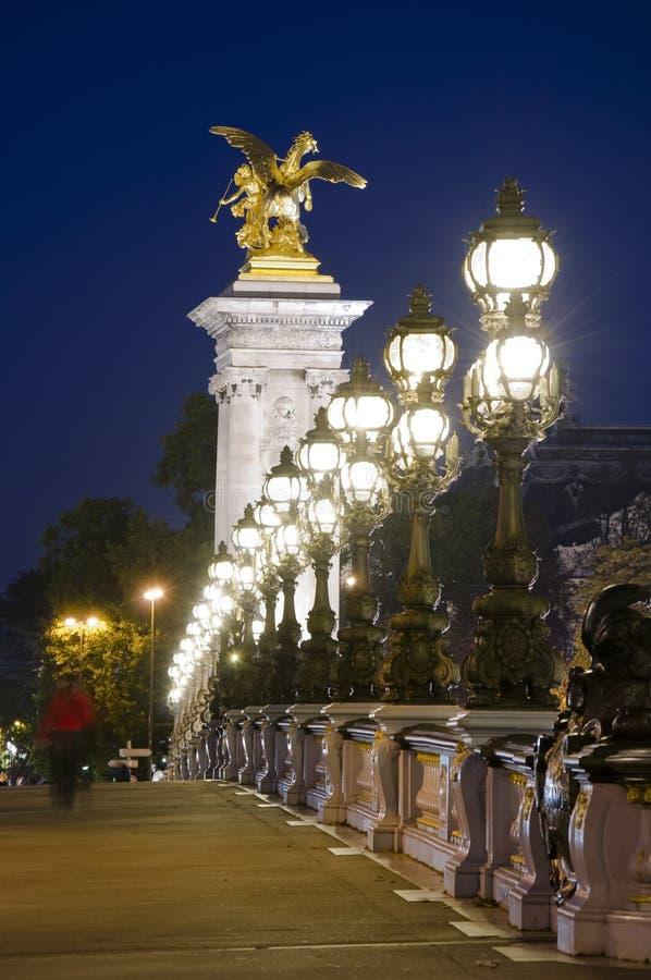 Download Famous Paris Landmark Alexander Bridge Stock Image - Image: 13554795