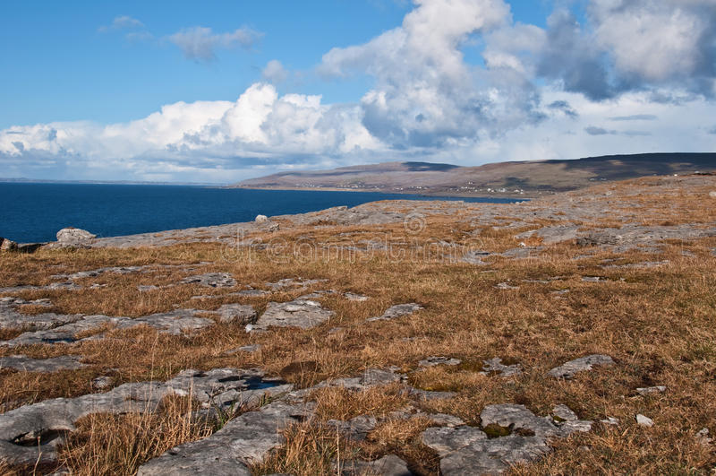 Download Famous Protected Burren Park Landscape Stock Image - Image: 13453927