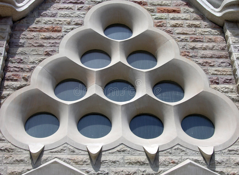 Famous Round Windows - Sagrada Familia