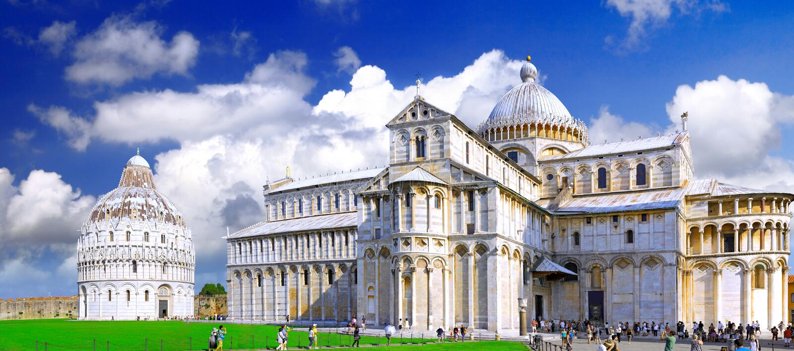 Download Famous Square Of Miracles In Pisa, Italy Editorial Image - Image: 23136085