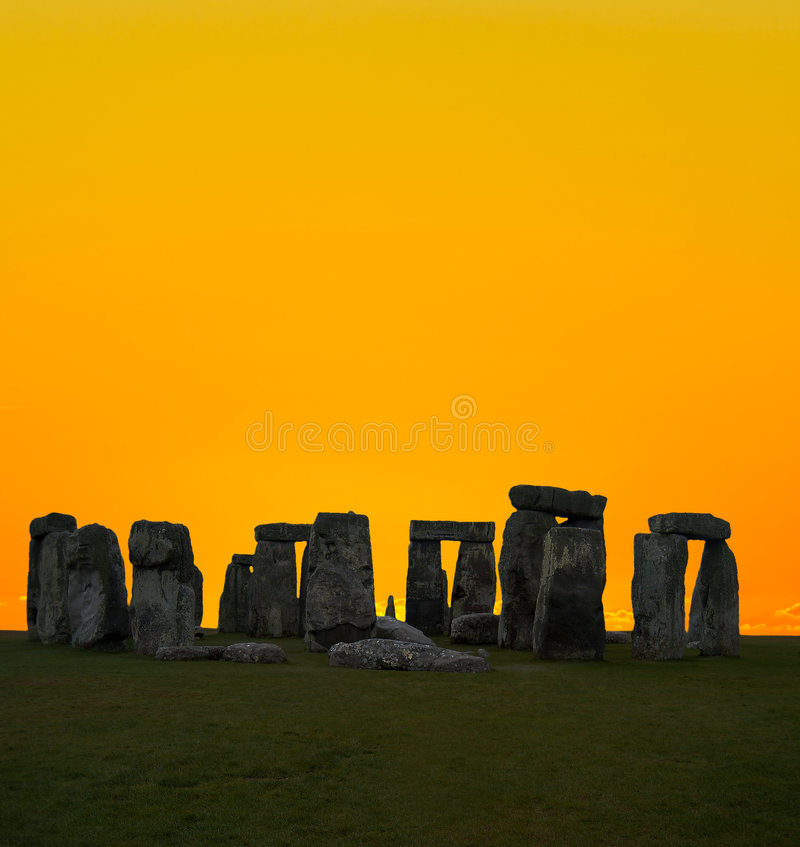 Download The Famous Stonehenge In England Stock Photo - Image: 7592160