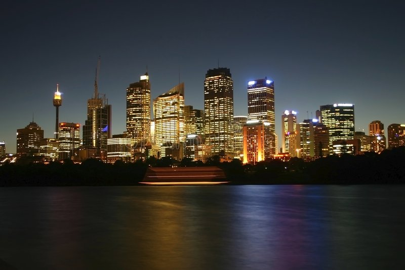 Download Famous Sydney Architectures Stock Photos - Image: 4846113