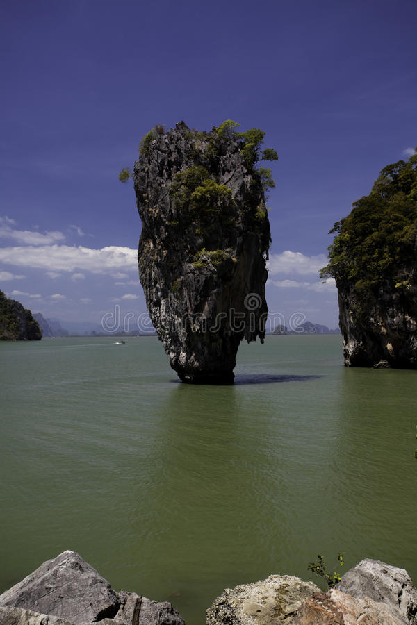 Download Famous Thailand Island stock photo. Image of boat, asia - 13662954