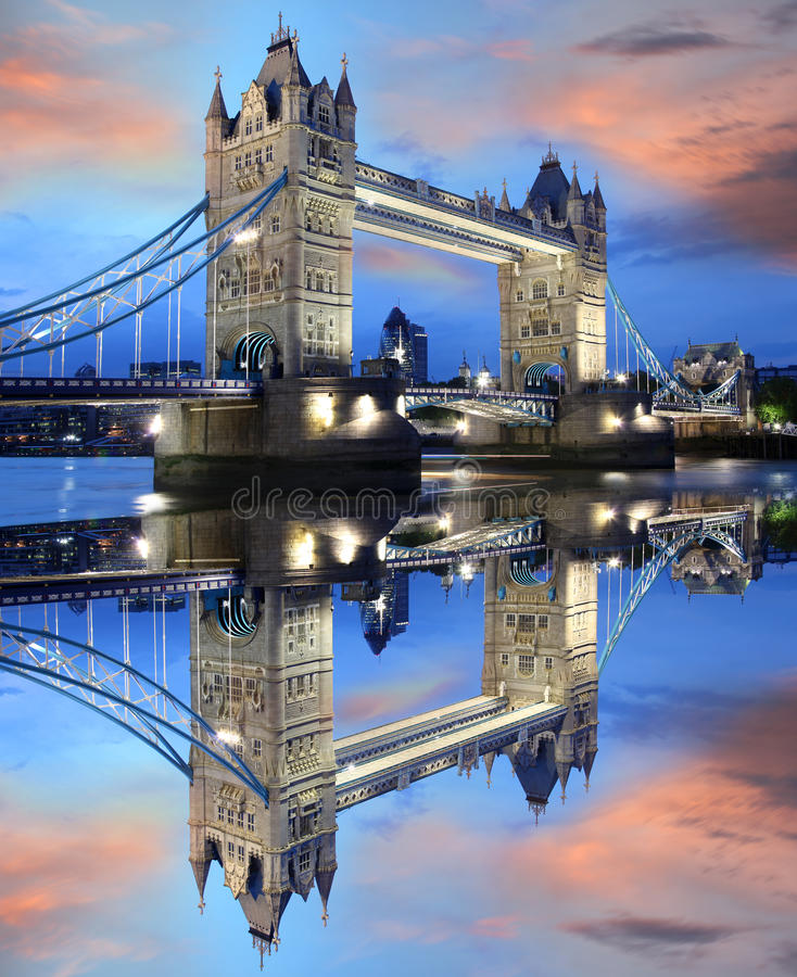 Download Famous Tower Bridge, London, UK Stock Photography - Image: 20601242