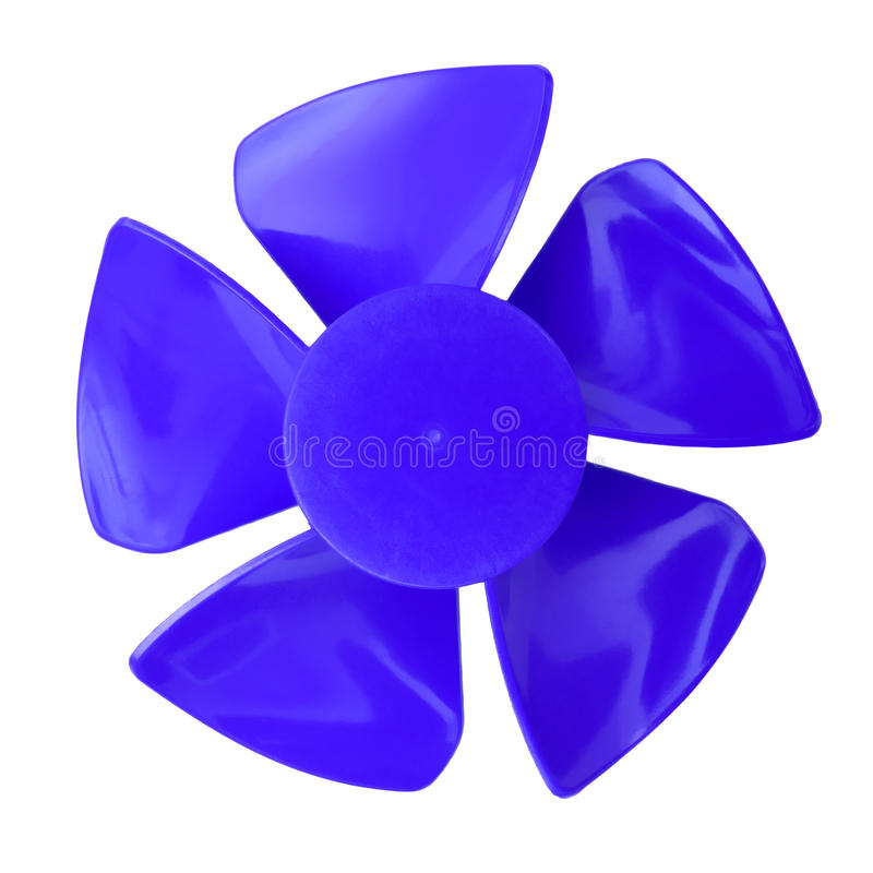 Fan Blades Royalty Free Stock Photography