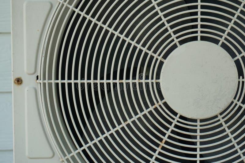 Fan del acondicionador de aire fotos de archivo