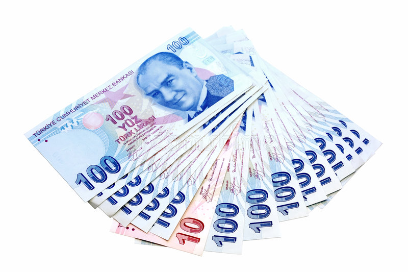 Download Fan of Liras stock image. Image of hundred, change, culture - 8477849