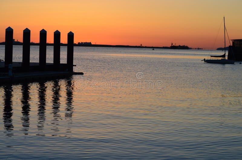 Download Fan Pier Board walk stock photo. Image of pier, sunrise - 49109728