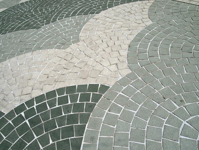 Download Fan Shape Grey Colour Square Shaped Stone Bricks Stock Photo - Image of background, postcard: 18578238