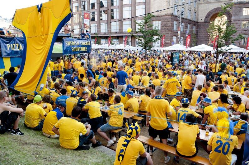 Fan Zone  EURO 2012