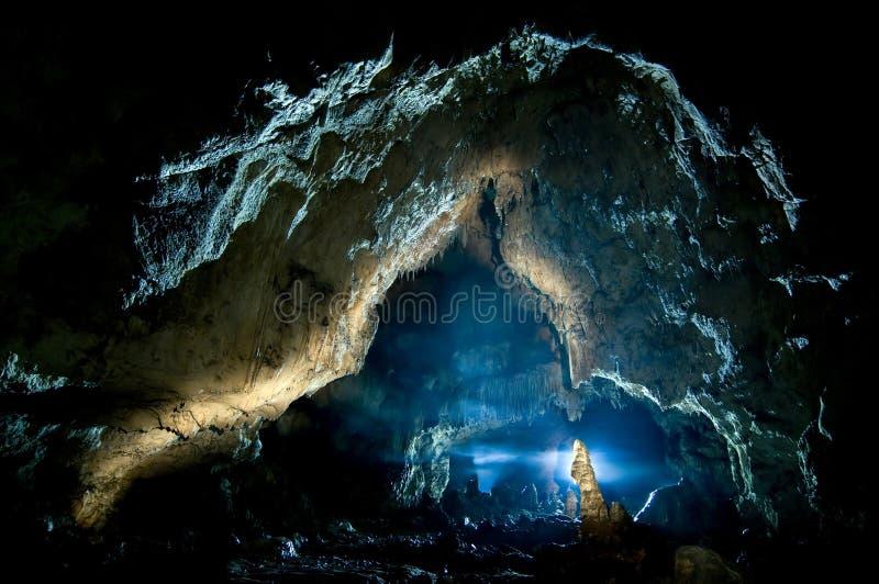 Fanate Höhle stockfotos