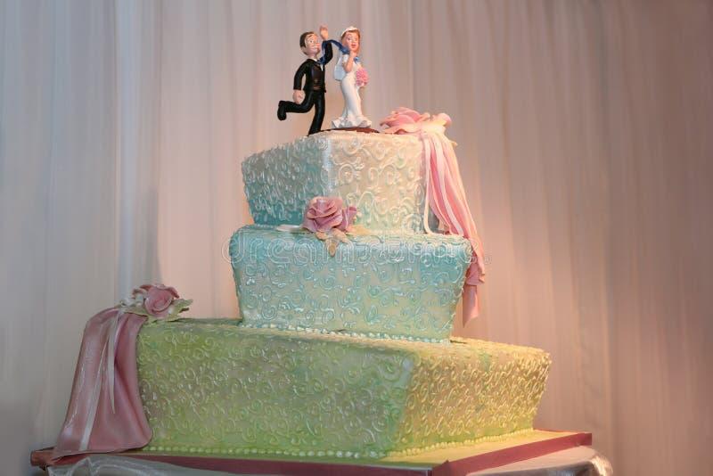 Fancy cake royalty free stock photos