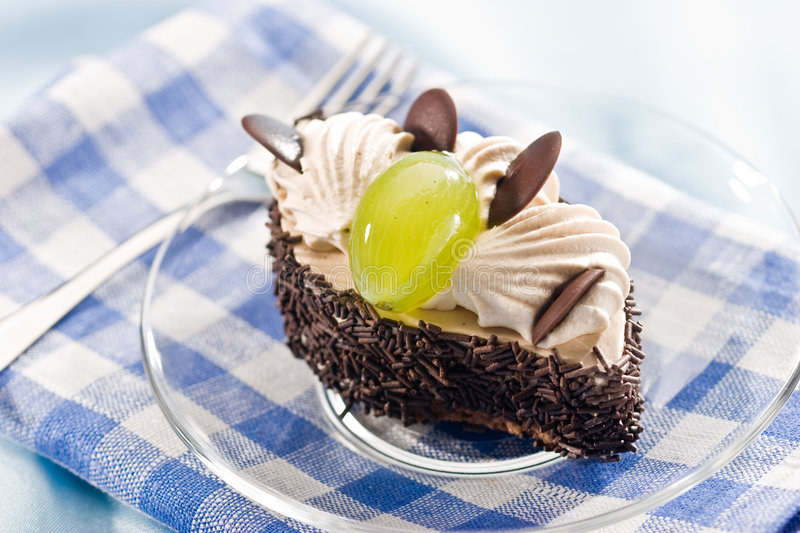 Fancy cake royalty free stock images