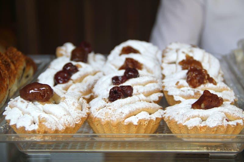 Fancy cake, pie royalty free stock image