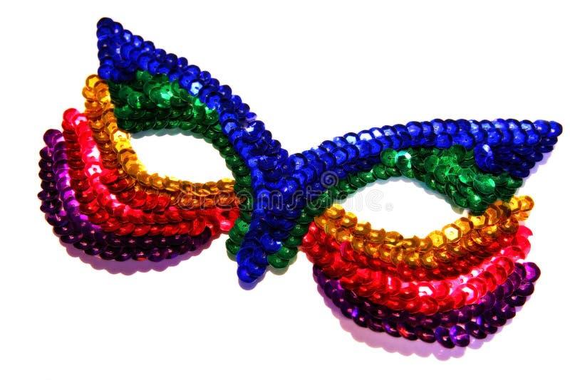 Fancy Dress Mask stock image