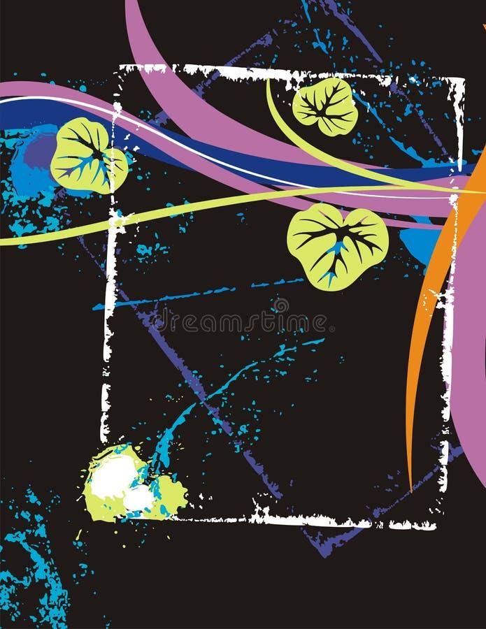 Download Fancy floral background stock vector. Illustration of background - 2178018