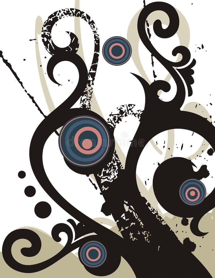 Free Fancy Grunge Background Royalty Free Stock Photo - 2177615