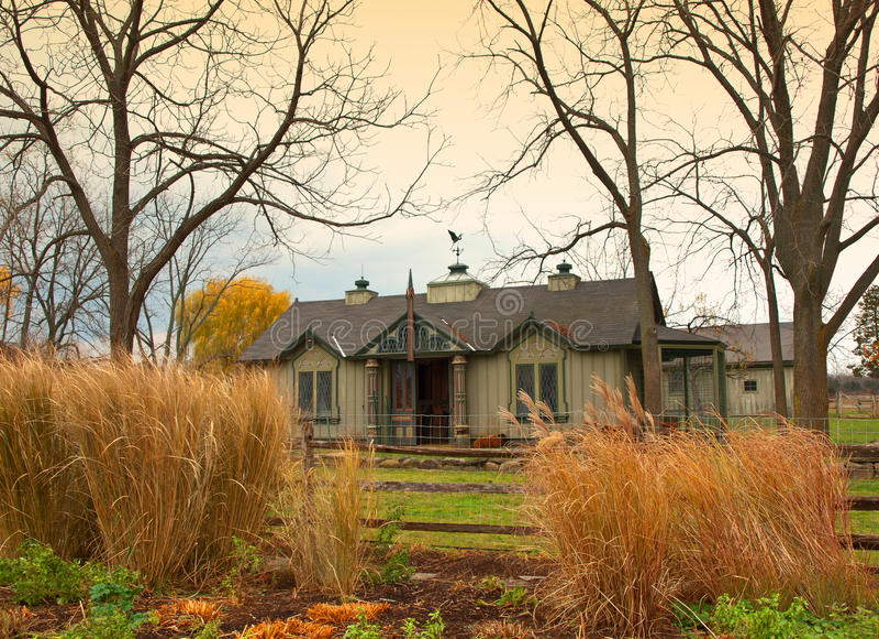Download Fancy hen house stock photo. Image of coup, fancy, farm - 24194160