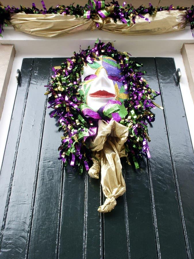 Download Fancy Mask stock image. Image of hanging, quarter, door - 198485
