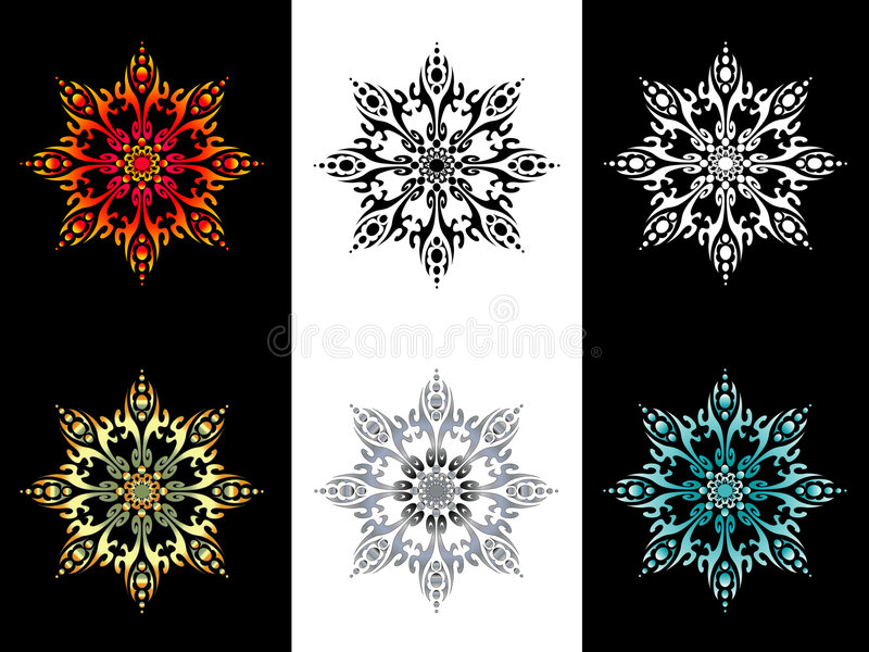 Download Fancy Ornamental Art 26 stock illustration. Illustration of clip - 2436128