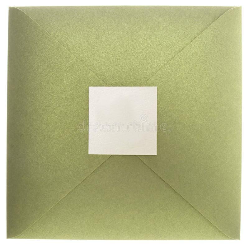 Download Fancy Paper Invitation stock image. Image of shower, fold - 19014827