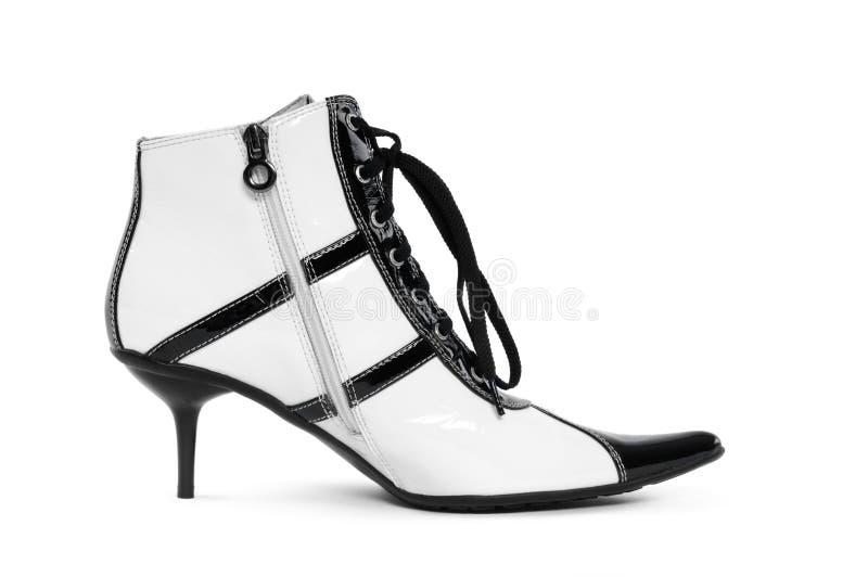 Download Fancy Retro Footwear stock image. Image of heel, shoe - 10407601