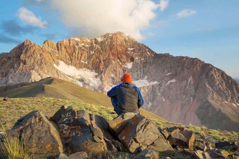 Fann Mountains photos stock