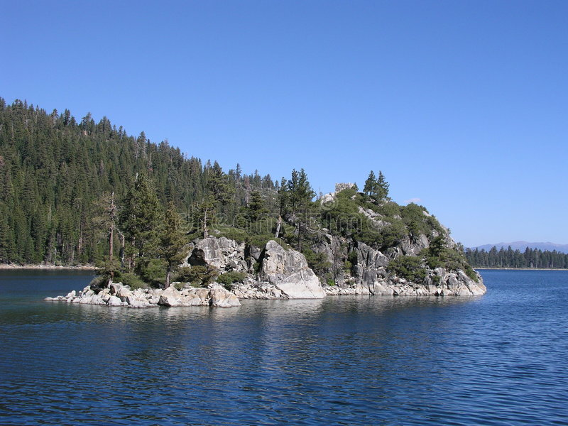 Fannette Island stock photography