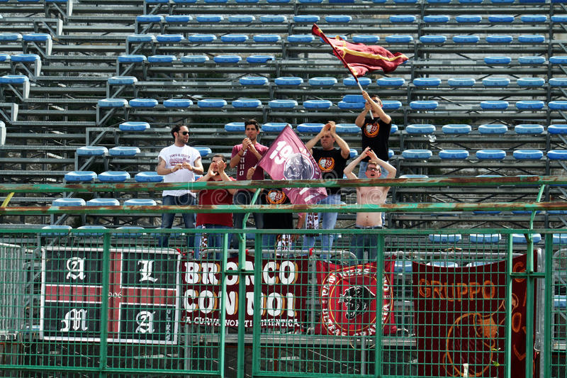 Download Fano supporters editorial stock image. Image of fans - 28898214