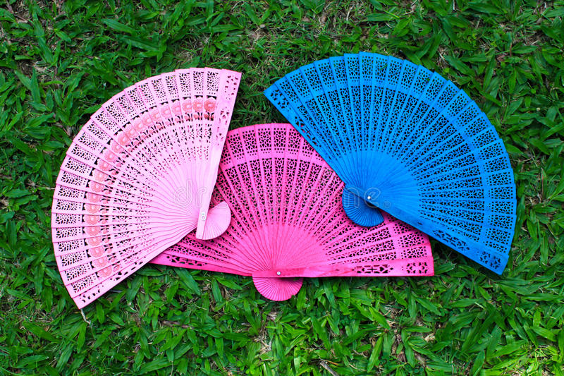 Fans. royalty free stock image