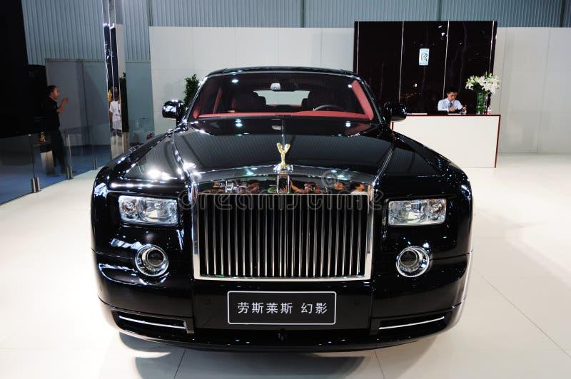 Fantôme de Rolls Royce photo stock